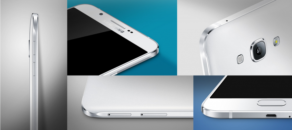 samsung galaxy a8 design