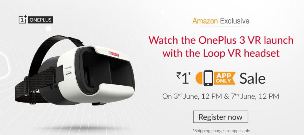 OnePlus Loop Amazon India