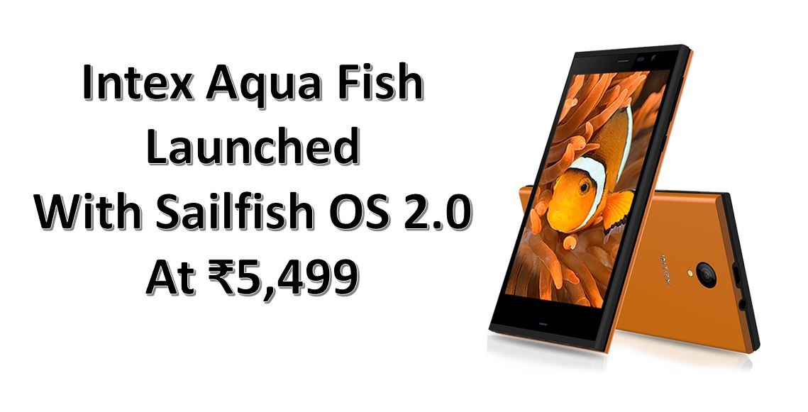 Intex Aqua Fish