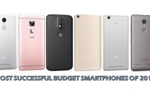 MOST SUCCESSFUL BUDGET SMARTPHONES OF 2016
