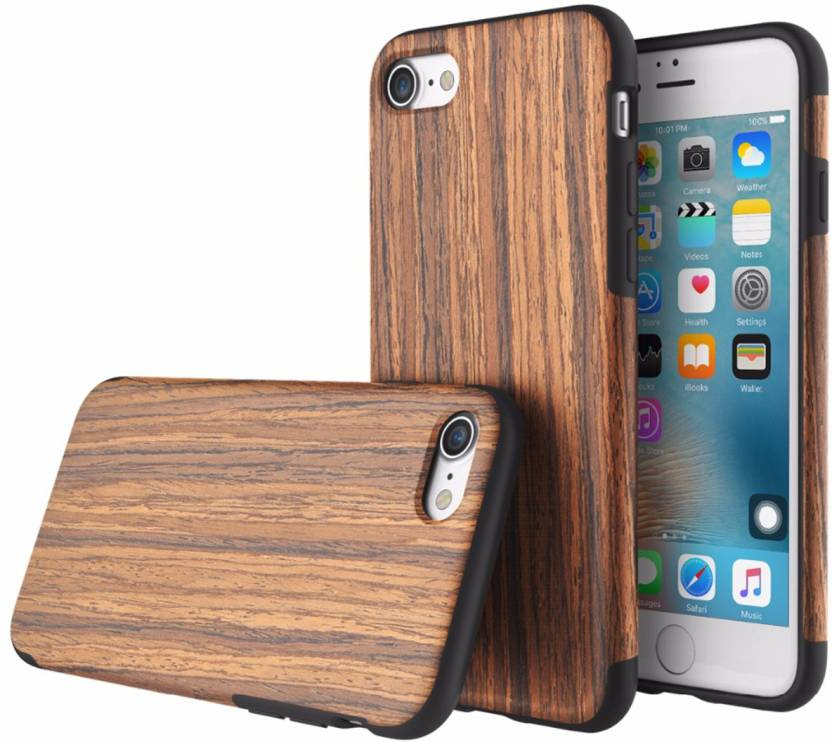 Rock Back Cover for Apple iPhone 7 (Multicolor)