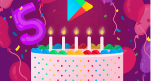 Google Play Turns 5