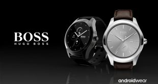 Hugo Boss Android Wear Smartwatch