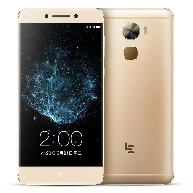 LeEco Le Pro 3 Elite Edition - front & back