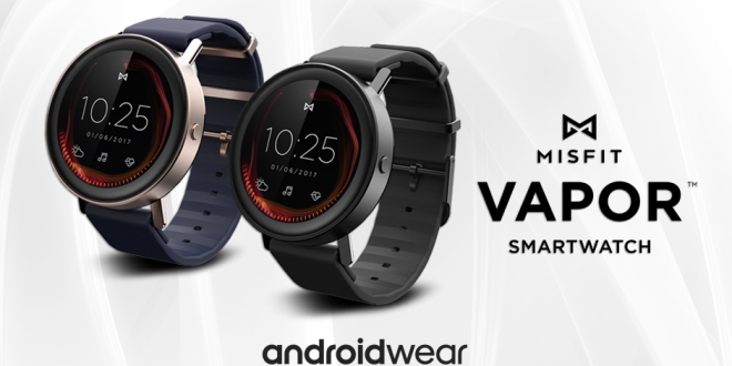 Misfit Vapor with Android Werar 2.0 Announced