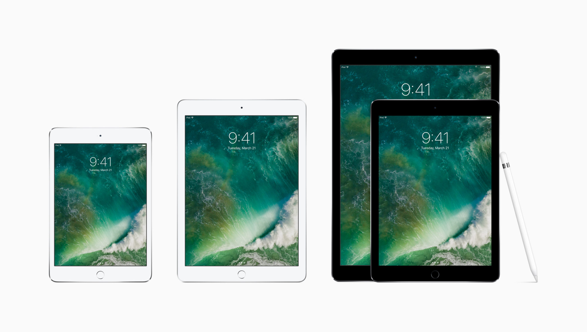 Apple Launches New 9 7 Inch Ipad With Retina Display
