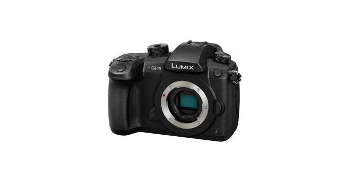 Panasonic LUMIX GH5 launched in India