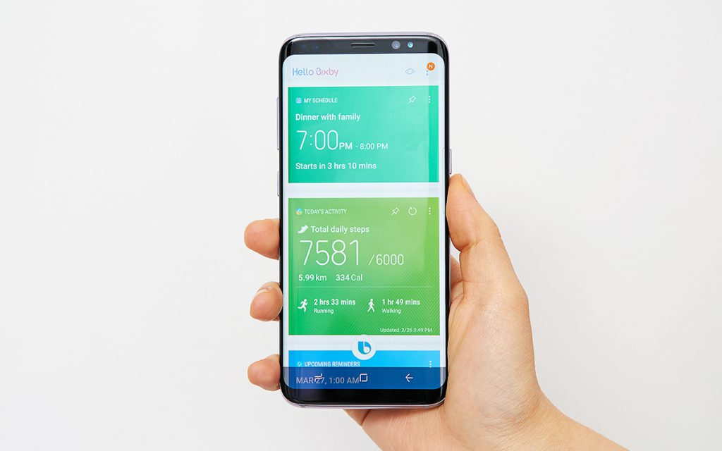 Samsung Bixby Overview