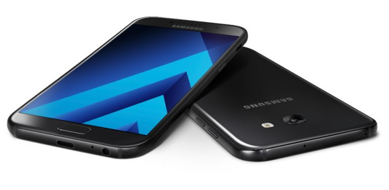 Samsung Galaxy A5 & A7-series-2017