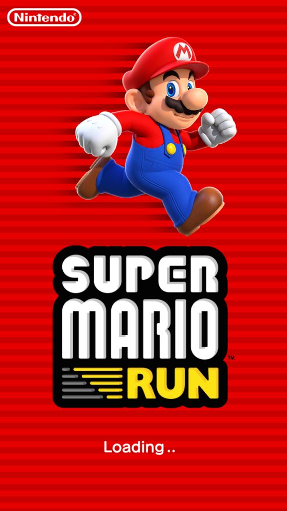 Super Mario Run For Android Screenhot