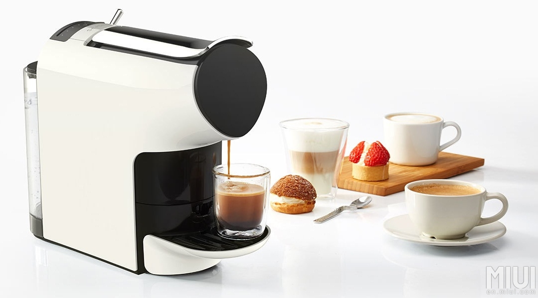 Coffee Maker Xiaomi : Xiaomi Scishare Coffee Maker launched with Multi-Brand Coffee Capsule Support