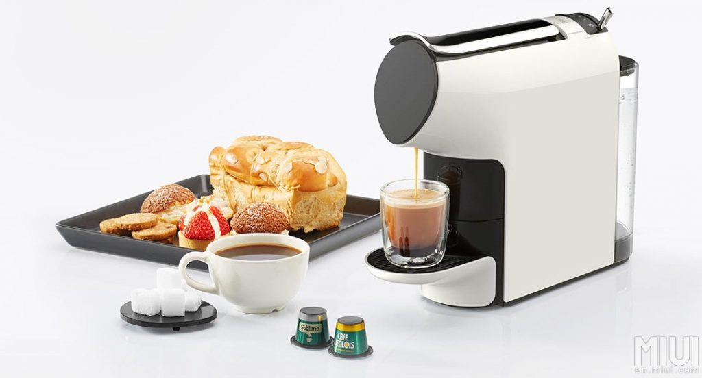 Xiaomi Scishare Coffee Maker - 4