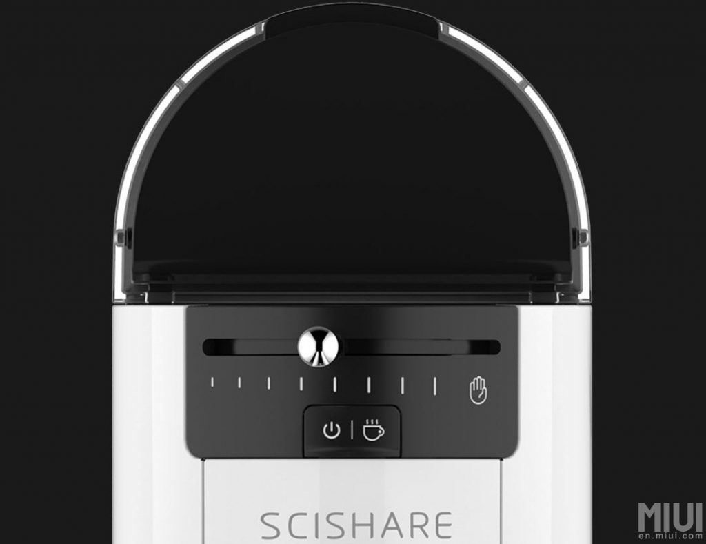 Xiaomi Scishare Coffee Maker - 5