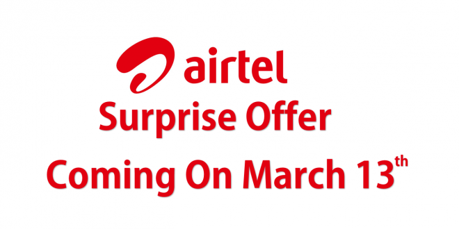 airtel postpaid surprise offer
