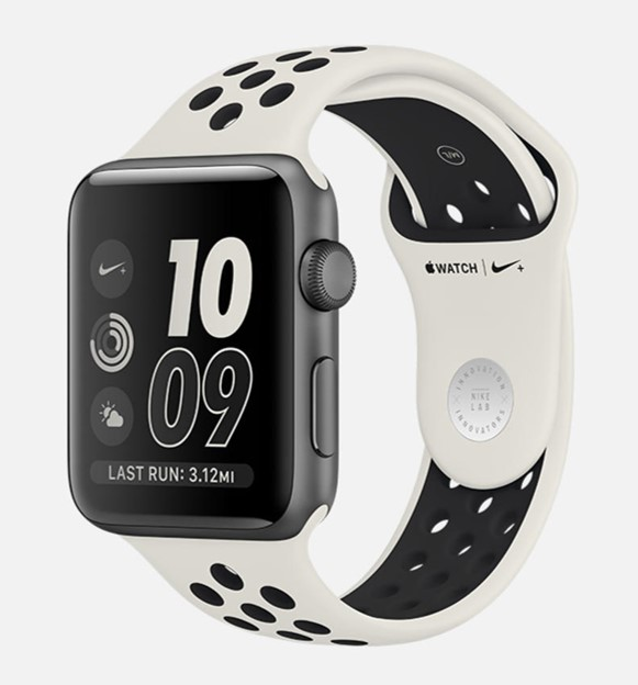 Apple Watch NikeLab Front-View