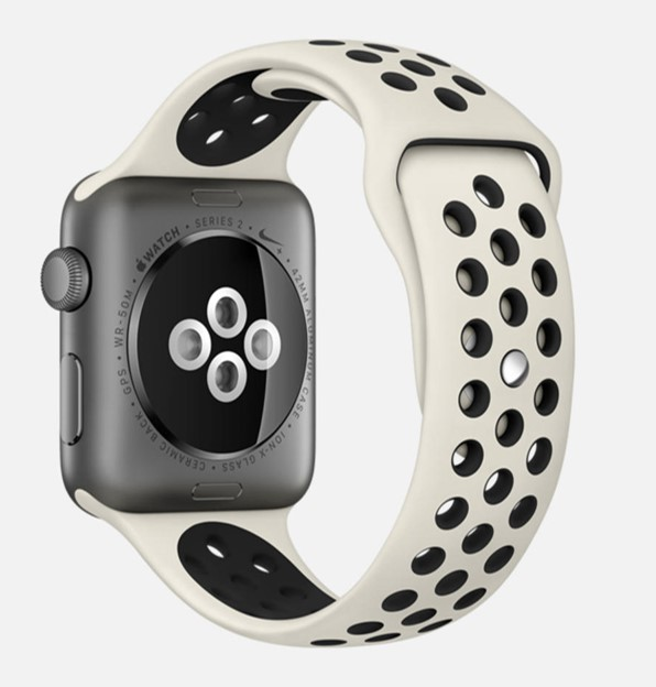 Apple Watch NikeLab Rear-View