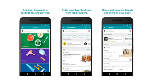 Google Introduces Areo Food Delivery and Home Services App in India