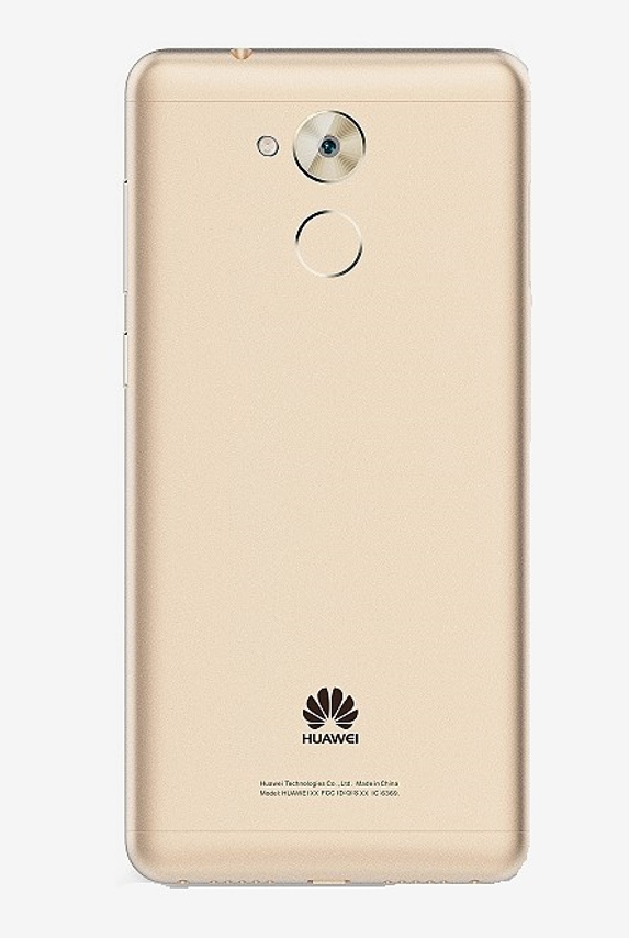 Huawei Nova Smart Gold Color Rear-View