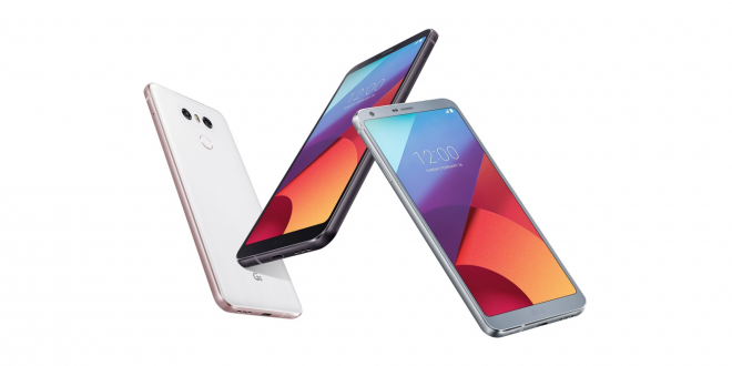 LG G6 launched in India