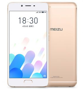 Meizu E2 Gold Color