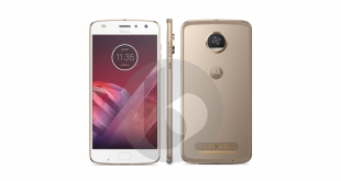 Moto Z2 Play Press Renders