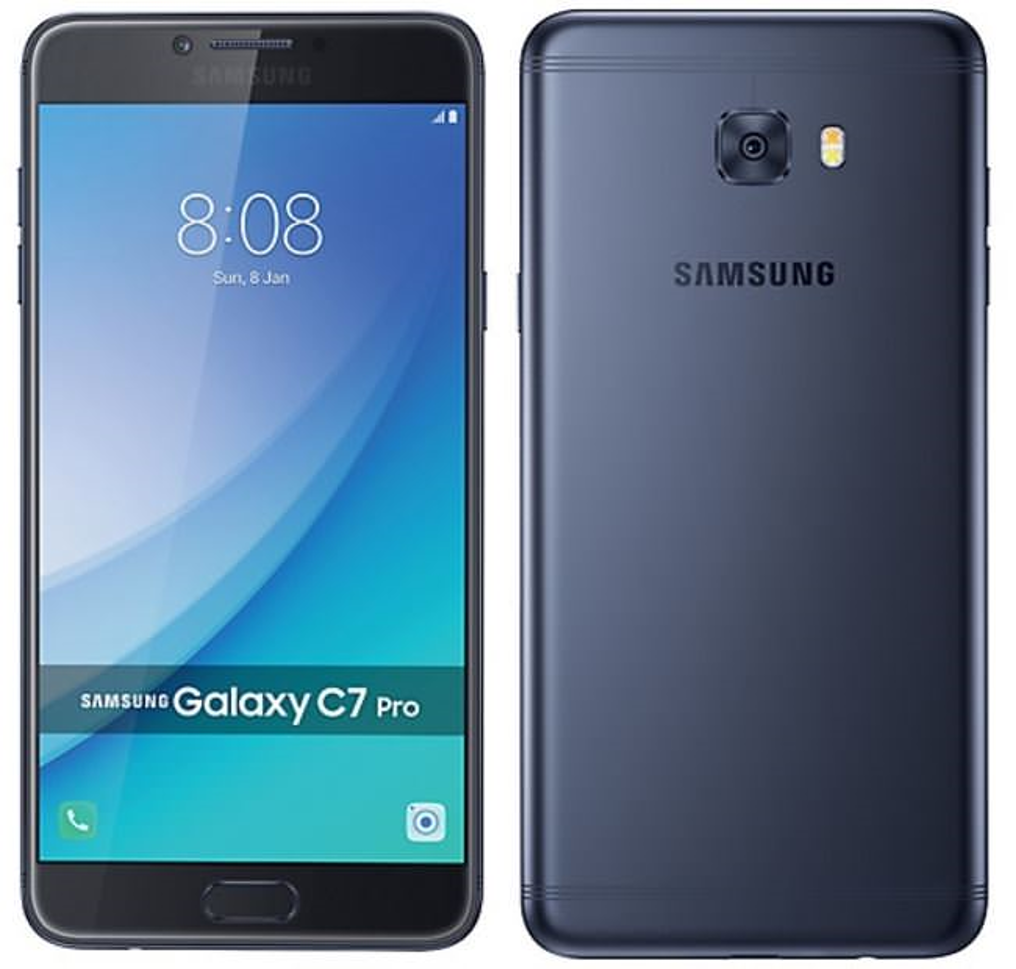 Samsung Galaxy C7 Pro Blue Color