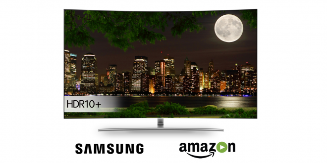 Samsung and Amazon Video Deliver Next Generation HDR10+