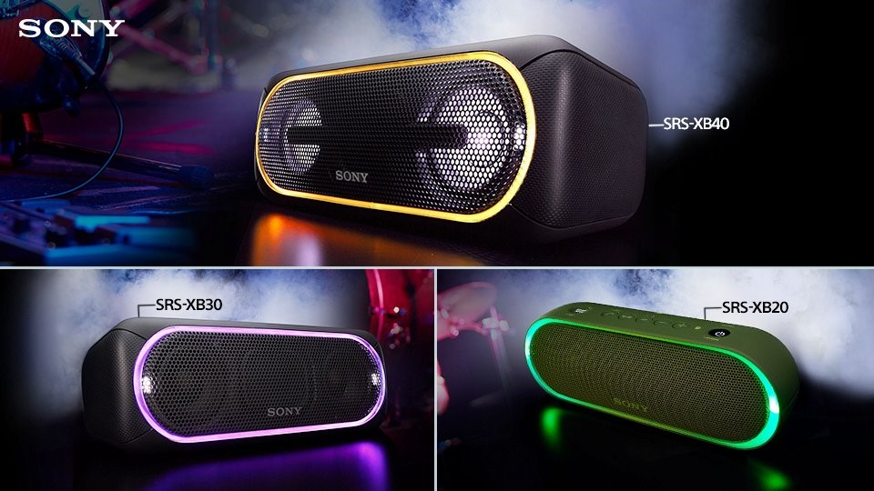 Sony New Extra Bass Speakers launched in India