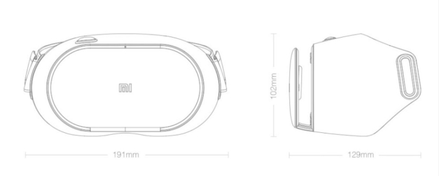 Xiaomi Mi VR Play 2 Blueprint