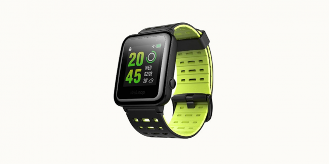 Xiaomi WeLoop Hey 3S Smartwatch Launched – Xiaomi's 78th Crowdfunding Product