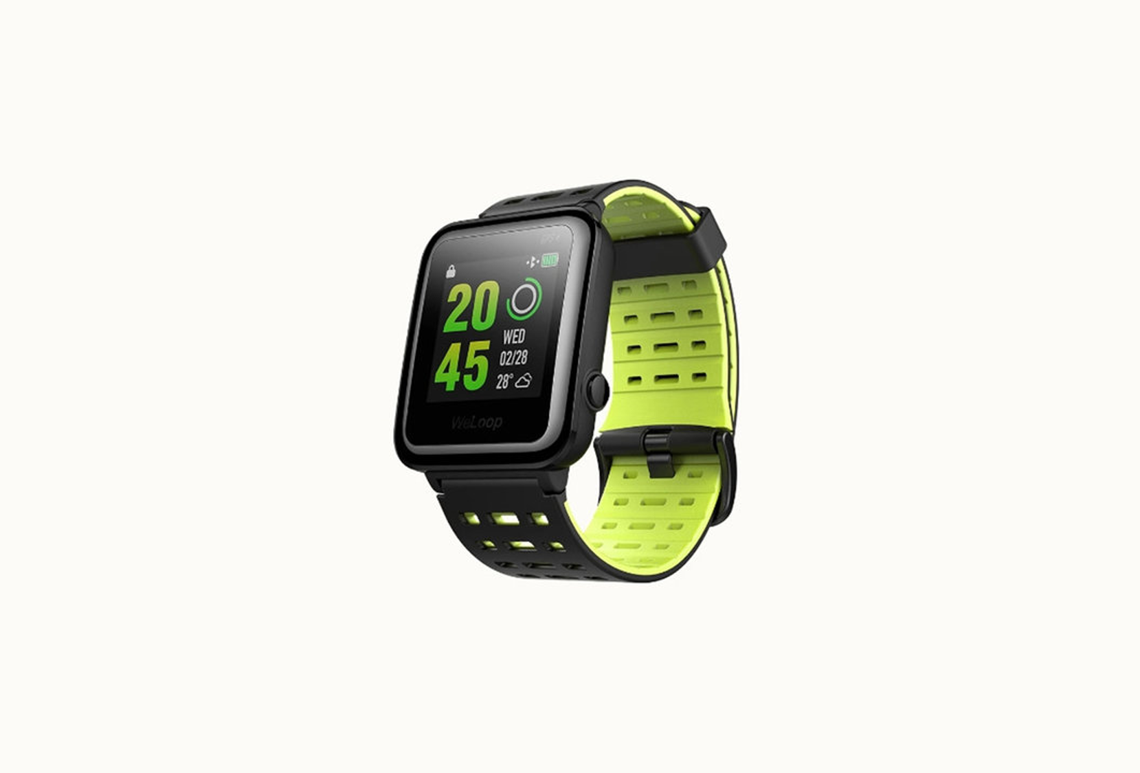 Xiaomi WeLoop Hey 3S Smartwatch WorkOut