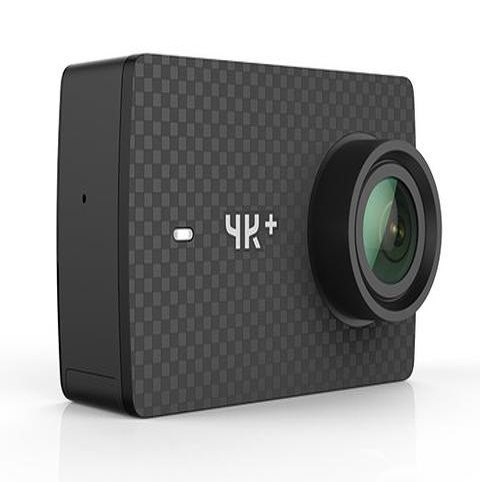 Yi 4K+ Action Camera Front-View