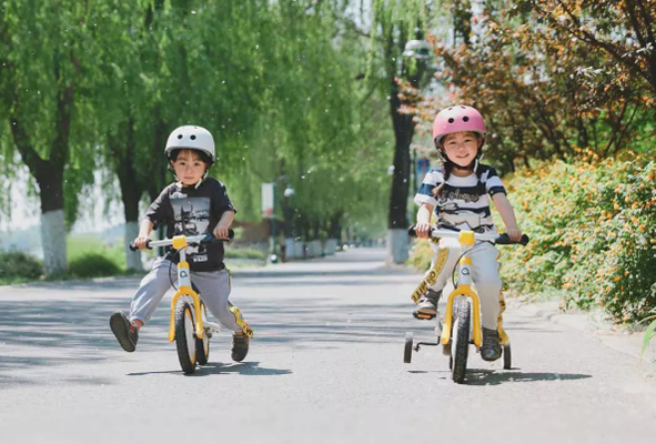 Xiaomi Qicycle Children Bike With Pedals