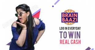 Brain Baazi – A Chance to Win Cash Worth Rs. 1 Lakh