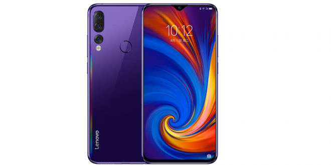Lenovo Z5s with Snapdragon 710 Announced