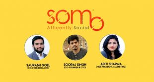 SOMO App – World's First Social Media Advocates Driven Marketing Platform